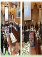 حضور مدیرکل هواشناسی مرکزی در نشست مجمع نمایندگان استان
