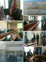 بازدید نماینده مجلس شورای اسلامی از هواشناسی استان مرکزی