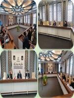 حضور مدیر کل هواشناسی مرکزی در جلسه شورای هماهنگی امور راه و شهرسازی استان