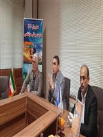 دیدار صمیمانه استاندار مرکزی با سرپرست و کارکنان اداره کل هواشناسی استان مرکزی به مناسبت روز جهانی هواشناسی