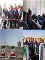 افتتاح ایستگاه هواشناسی سینوپتیک تکمیلی شهرستان زرندیه