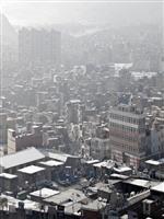 تداوم پایداری جو و سکون نسبی هوا و وارونگی دما