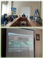 برگزاری جلسه کارگروه فنی و شبکه ایستگاه های سازمان هواشناسی کشور