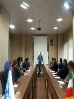 برگزاری کارگاه آموزشی شناخت ابر و پدیده ها در اراک