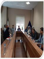برگزاری جلسه کارگروه معاونین توسعه مدیریت و منابع شورای هماهنگی امور راه و شهرسازی