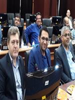 معرفی سامانه تهک در سمینار مشترک آموزشی - ترویجی مدیریت بحران استانداری و صندوق بیمه کشاورزی استان